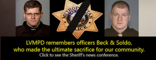 Two Las Vegas Police Officers Ambushed And Killed