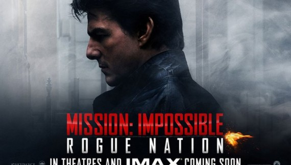 Mission: Impossible – Rogue Nation Review: Spy vs. Spy ~By Brett Bunge