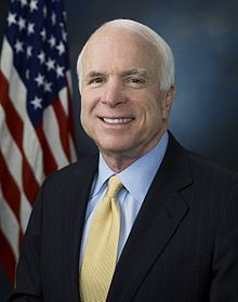 Senator John McCain Facing Glioblastoma Battle