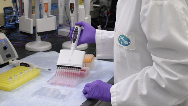 Pfizer and Biontech to Submit Emergency Use Authorization Request Yesterday to the U.S. FDA for COVID-19 Vaccine