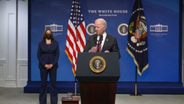 President Biden on the Administration's Response to the Coup in Burma