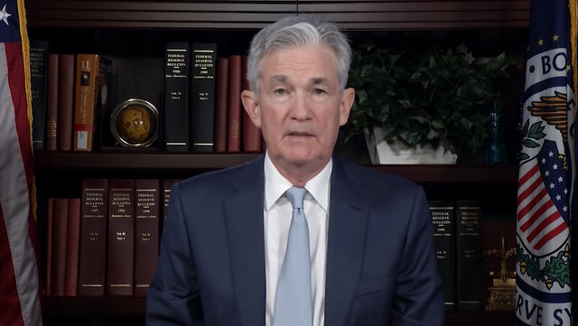 Fed Chair Jerome H. Powell on Federal Reserve's Response to Technological Advances in Global Payments Landscape